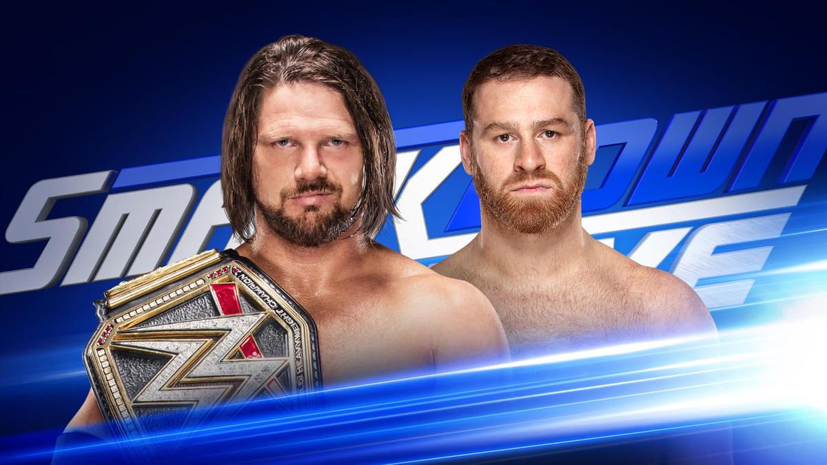 WWE SmackDown LIVE: 02.01.2018