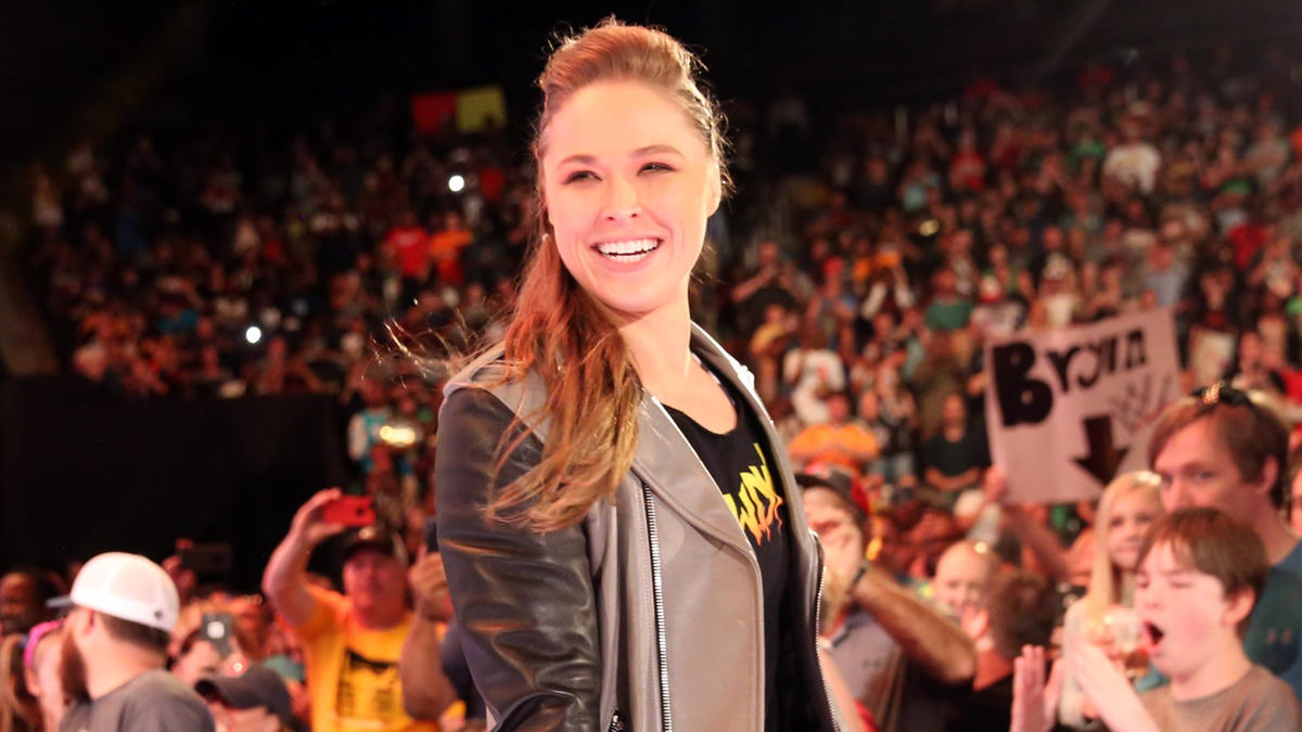 "Ronda Rousey to appear on E!'s ""Hollywood Medium with Tyler Henry"""
