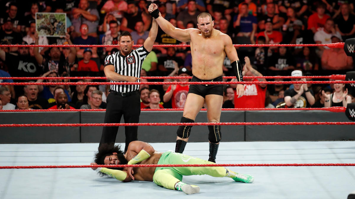 Mojo Rawley def No Way Jose