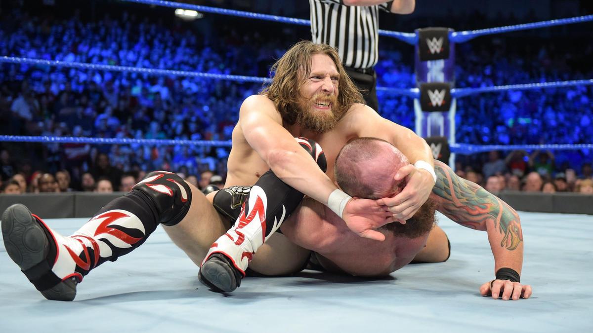"""Daniel Bryan: """"Há uma boa chance de assinar um novo acordo com a WWE"""""""