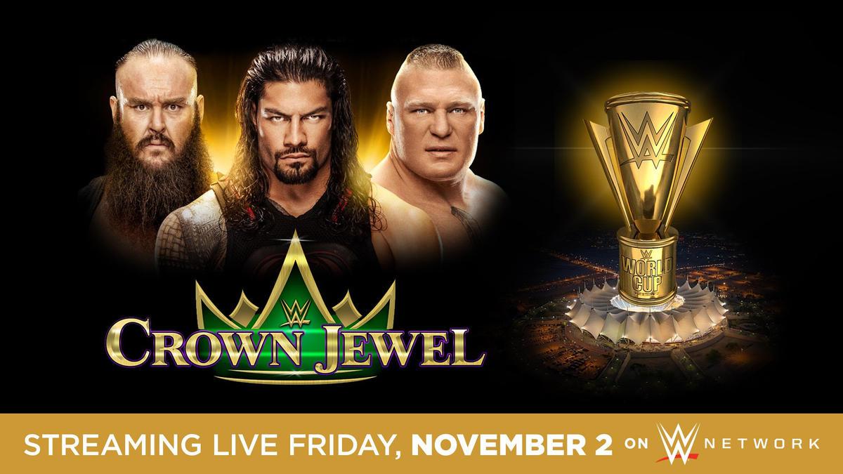 Újabb WWE gála Szaúd-Arábiában