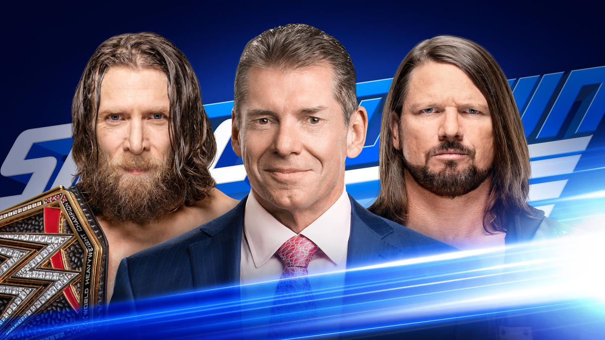 Vince McMahon é anunciado para o próximo WWE SmackDown Live