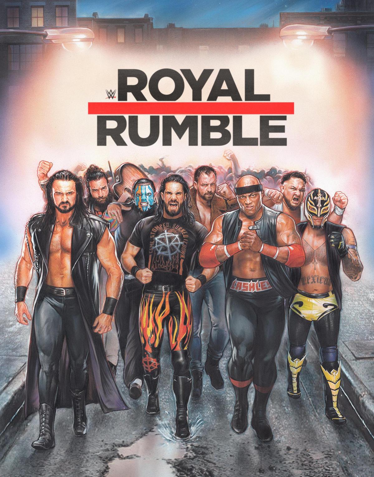 WWE TV & PPV