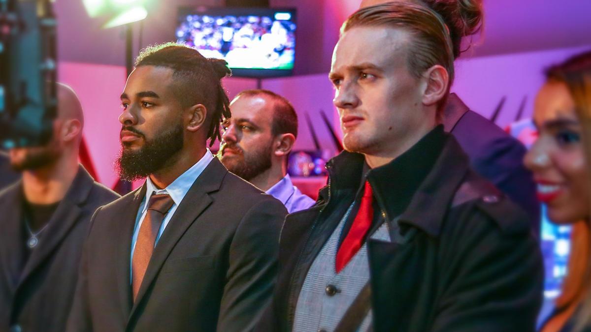 NXT UK Signs Five New Superstars