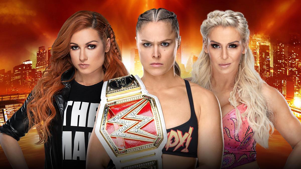 Официально: женский матч будет мейн-ивентом WrestleMania 35