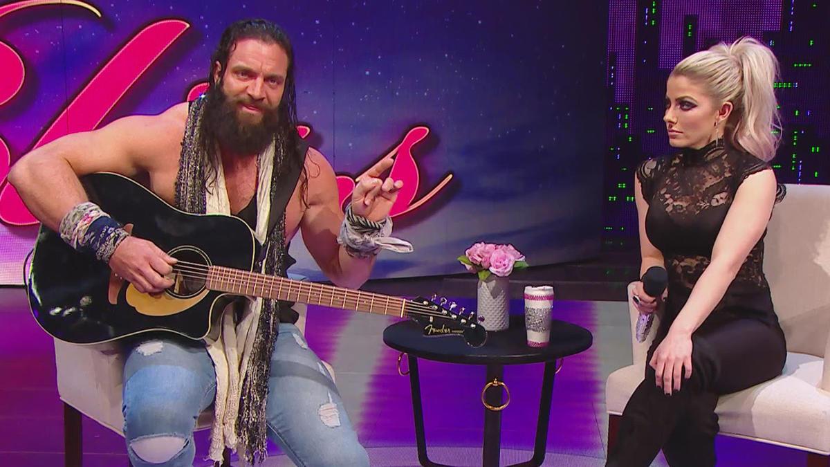 Elias chante
