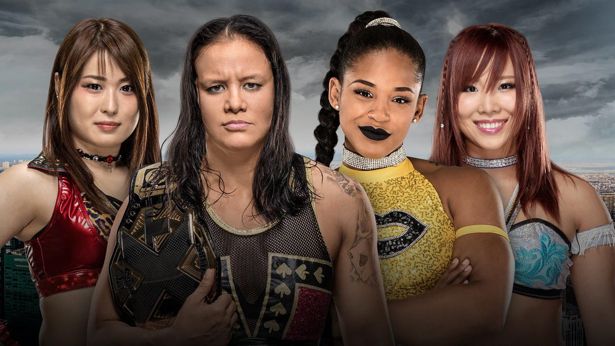 NXT TakeOver New York Womens Championship