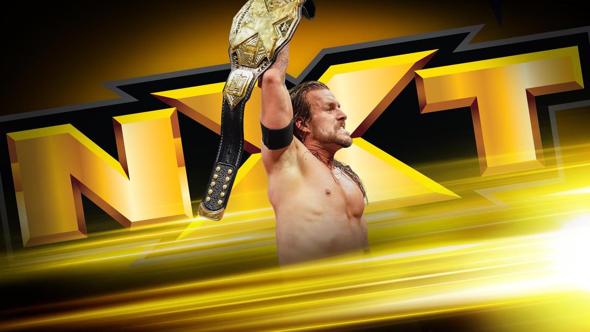 WWE NXT Live 4/24/19