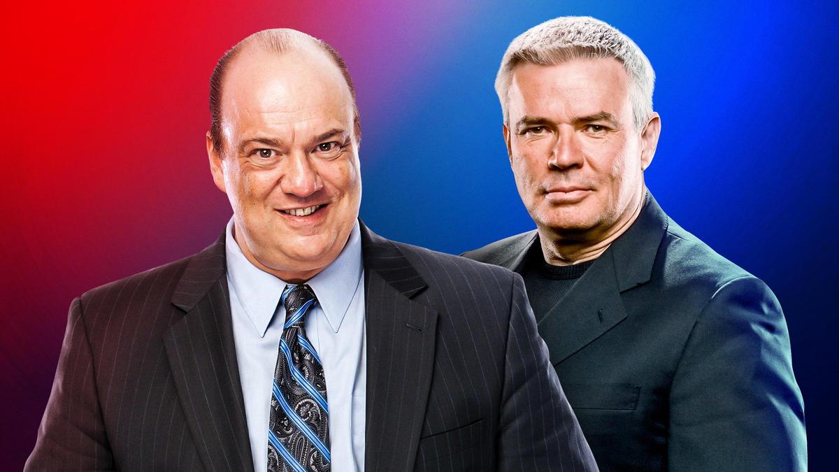 Хейман и Бишофф возвращаются в WWE