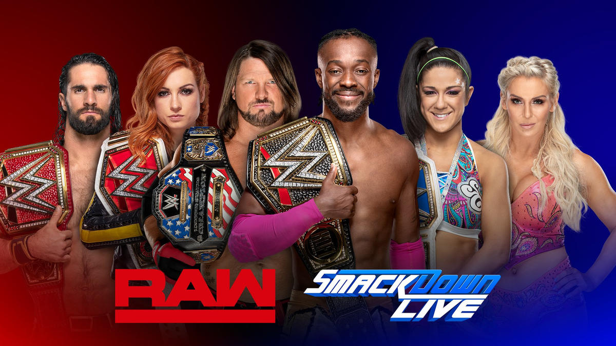 Драфт WWE официально назначен