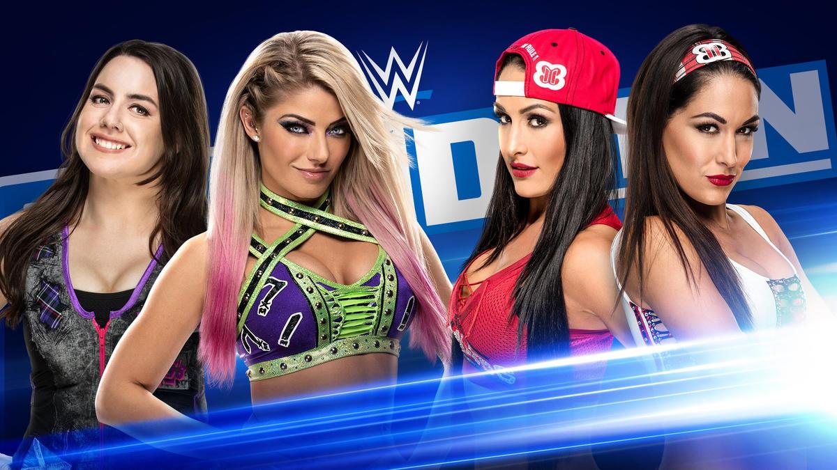 Bella Twins' Return Confirmed On This Week's WWE Smackdown 1