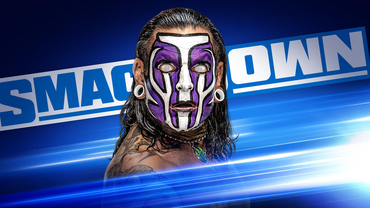 Paige And Jeff Hardy's Return Announced For This Week's WWE Smackdown 1