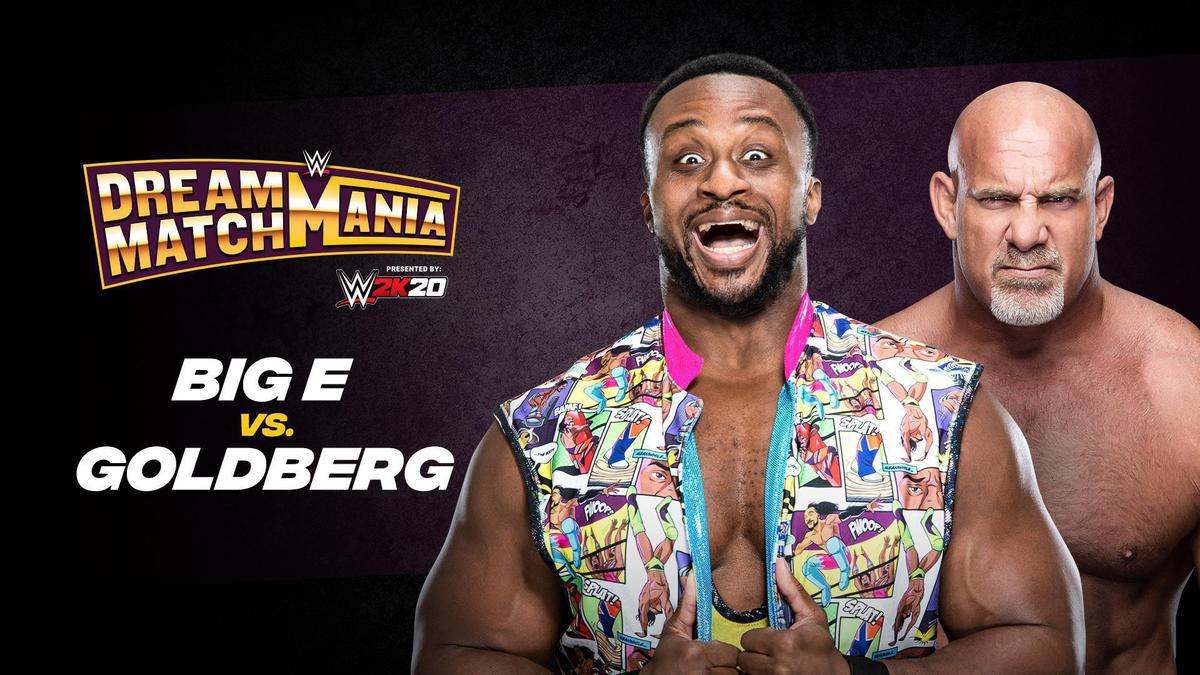 Goldberg vs. Big E