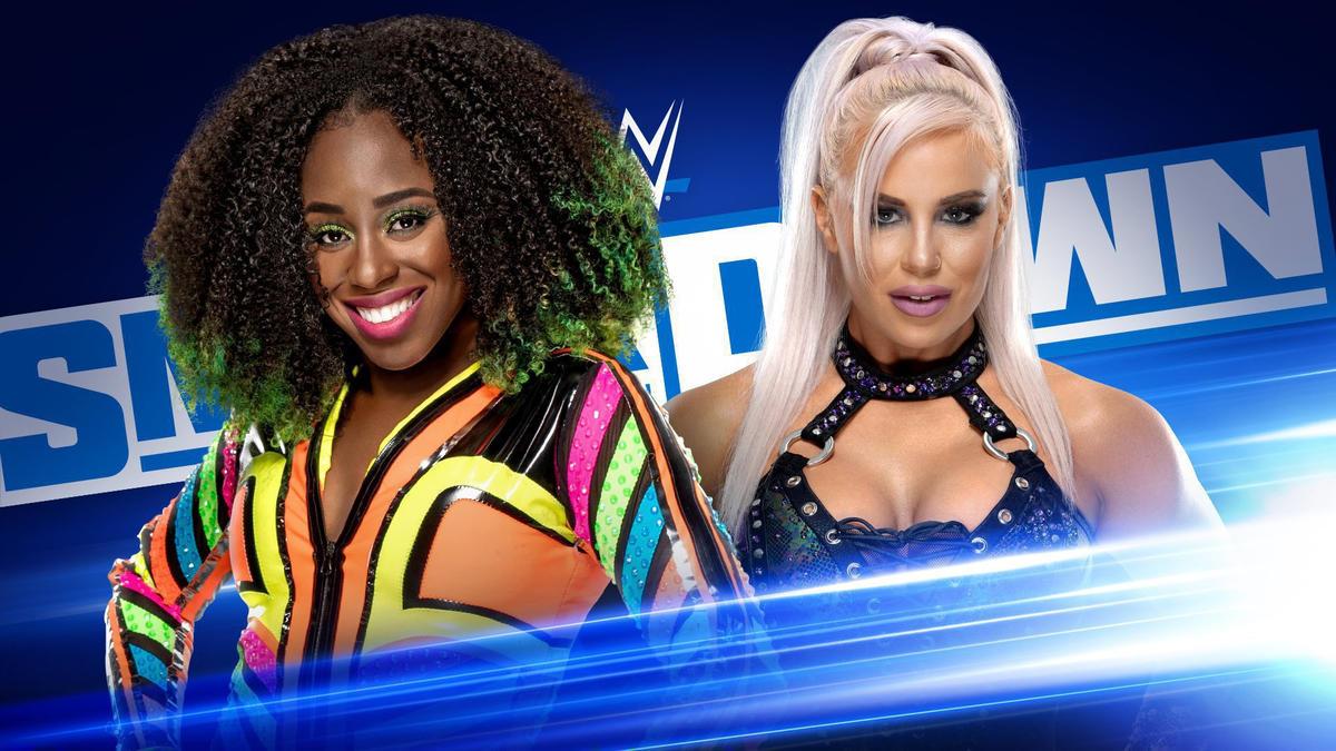 WWE Smackdown Preview (17/04/20): Ladder Match, MITB Qualifiers, Sasha Banks-Tamina 2
