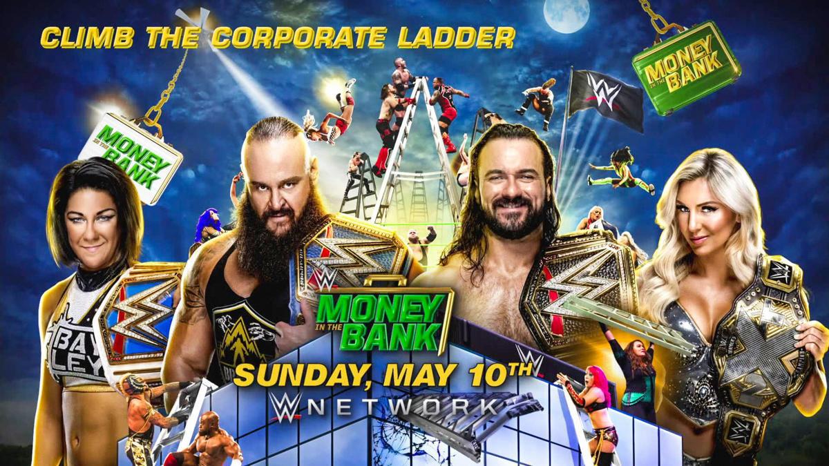 Novo combate anunciado para o Money in the Bank