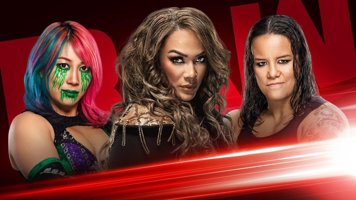 Triple Threat Match anunciada para o RAW