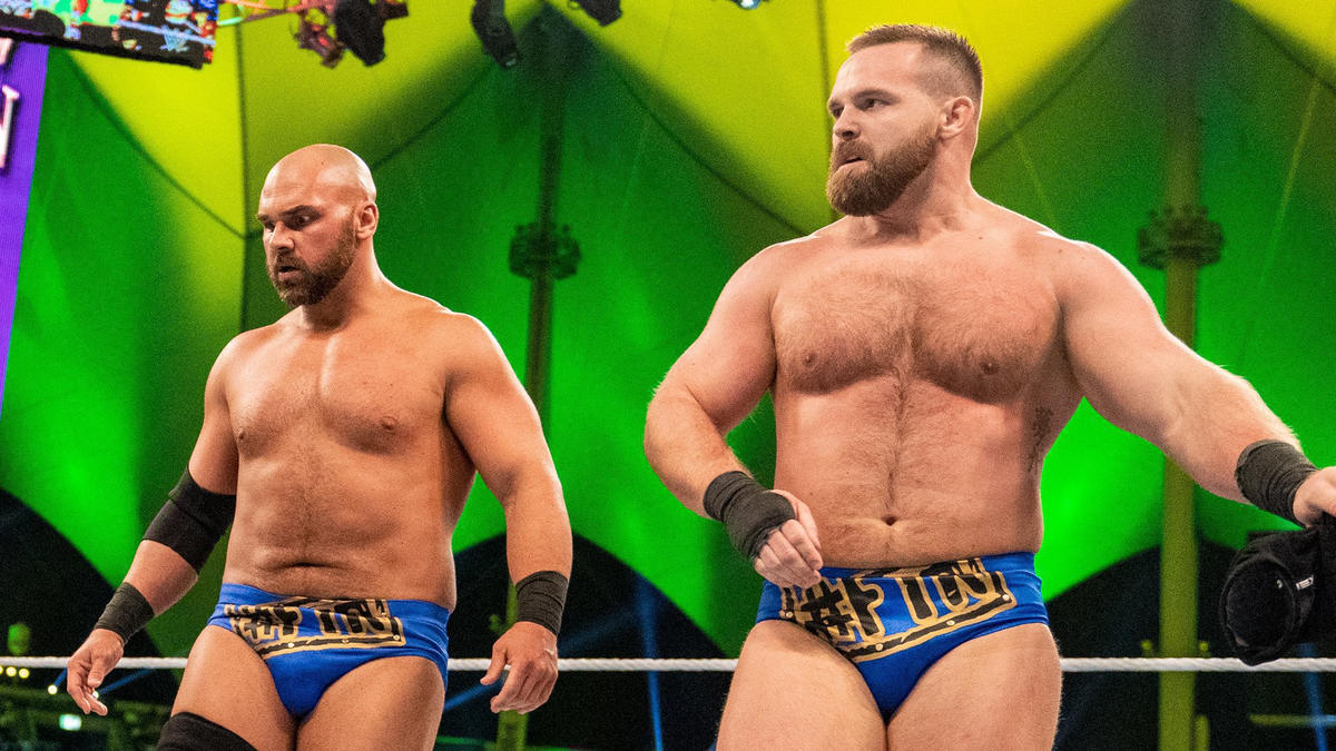 The Revival уволены из WWE