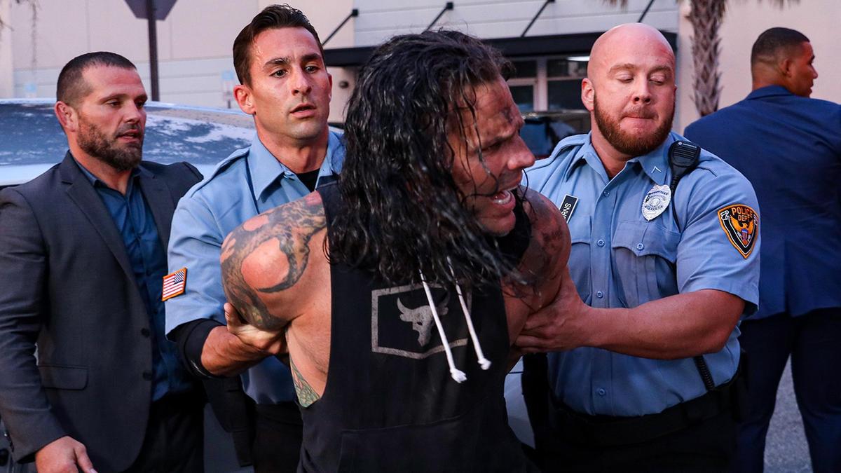 Atualização sobre a situação de Jeff Hardy