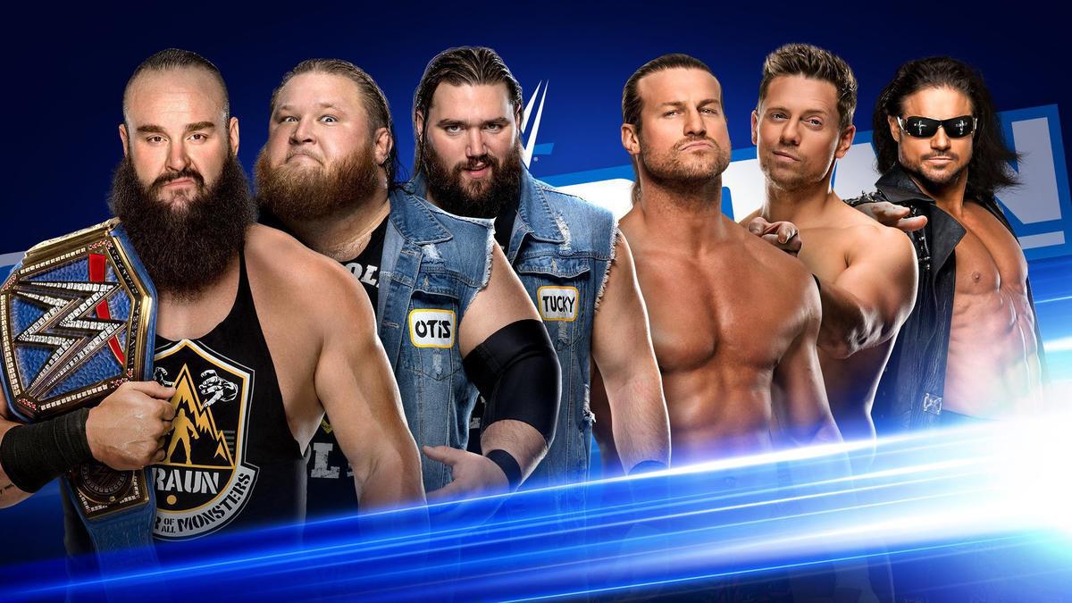 WWE Smackdown Preview (12/06/20): AJ Styles-Daniel Bryan; Backlash Go-Home Show 2