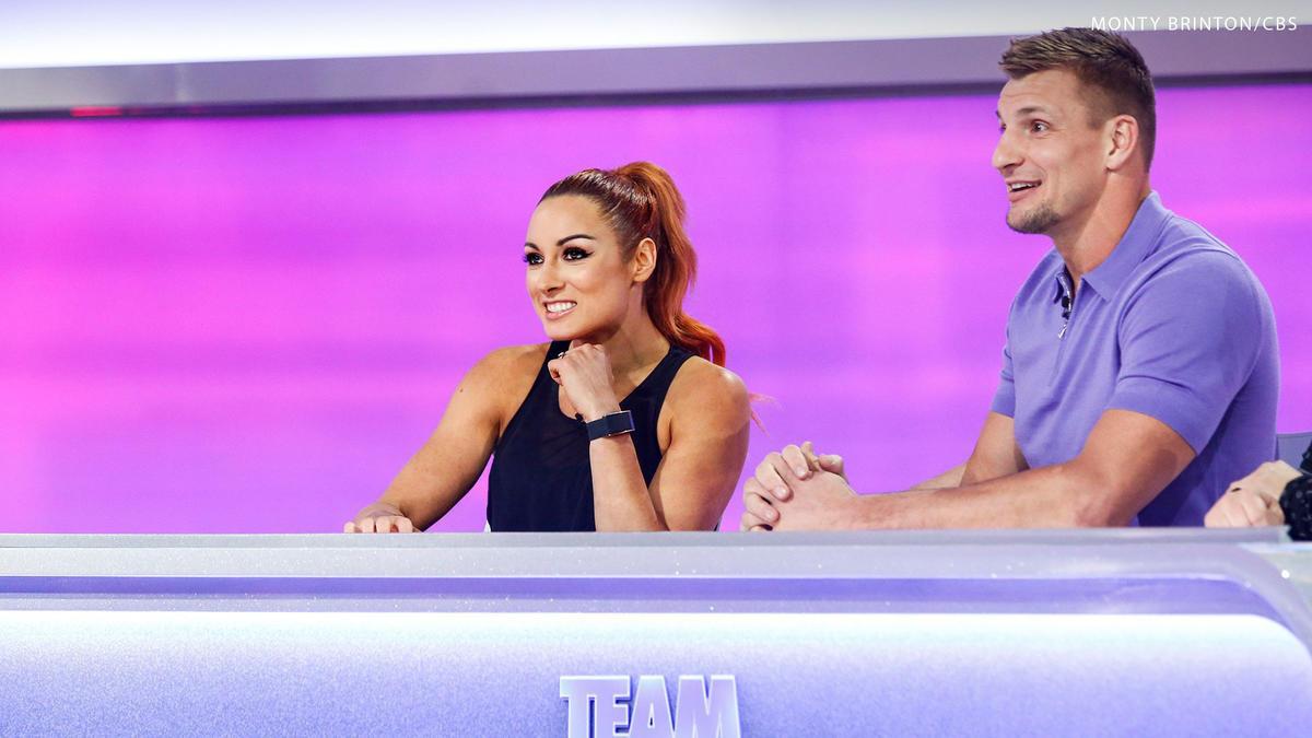 WWE promove aparição de Becky Lynch em programa na TV