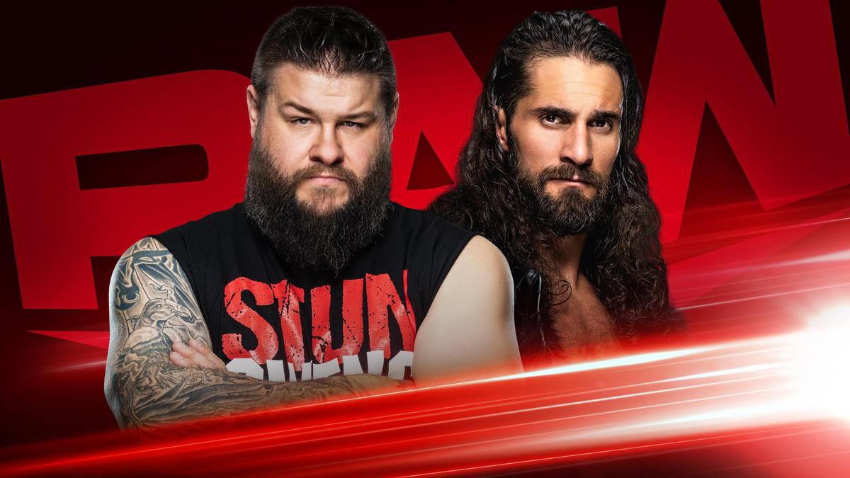Atrações são anunciadas para o RAW