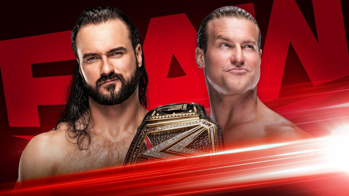 Dolph Ziggler não lutará mais pelo WWE Championship contra Drew McIntyre