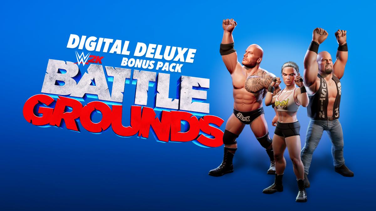 Revelado roster completo do WWE 2K Battlegrounds