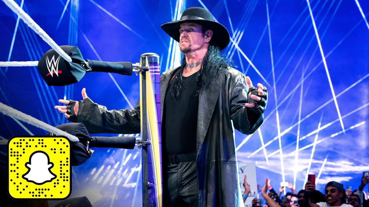 Snapcode Undertaker