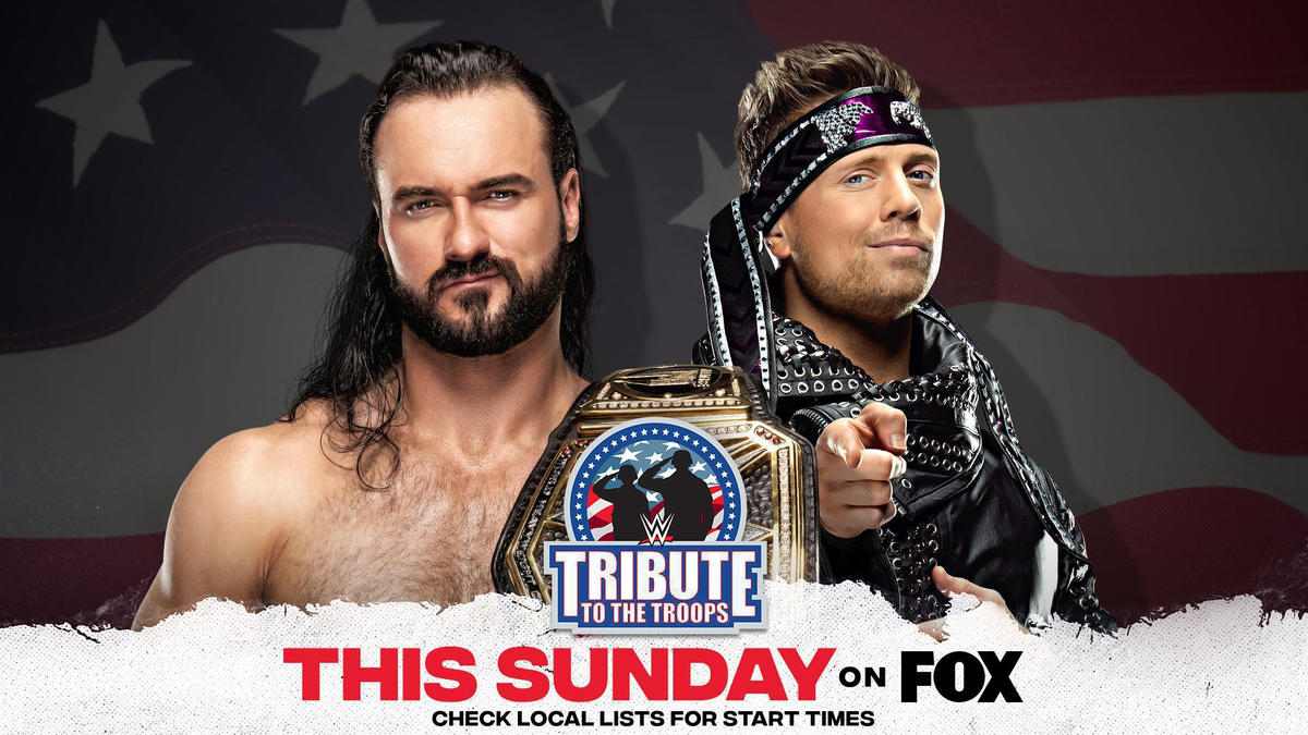 Tribute To The Troops 2020: WWE Announces Huge Matchups 1
