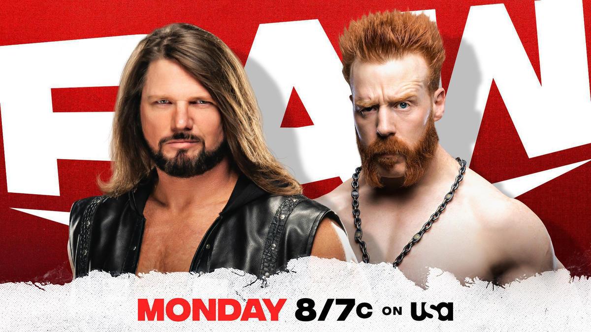 WWE Monday Night RAW 07.12.2020