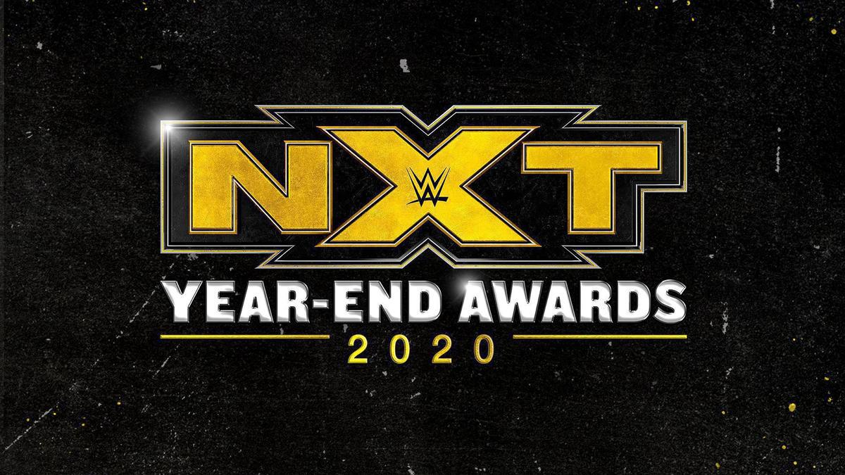 NXT 2020 Year-End Award Winners