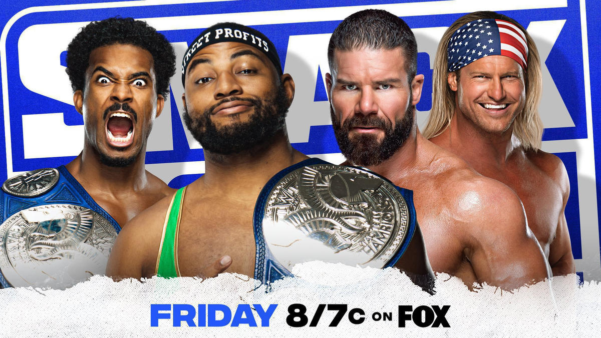 SmackDown Tag Team Title Match Set For Next Week's WWE SmackDown