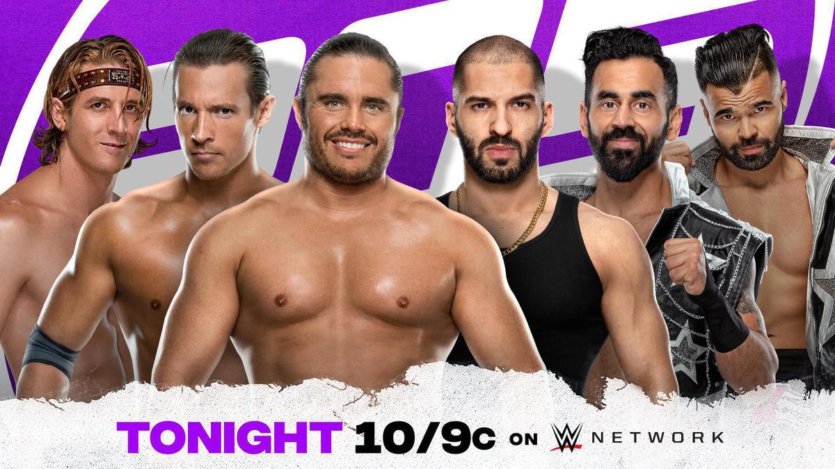 WWE 205 Live Results – Jan 1, 2021