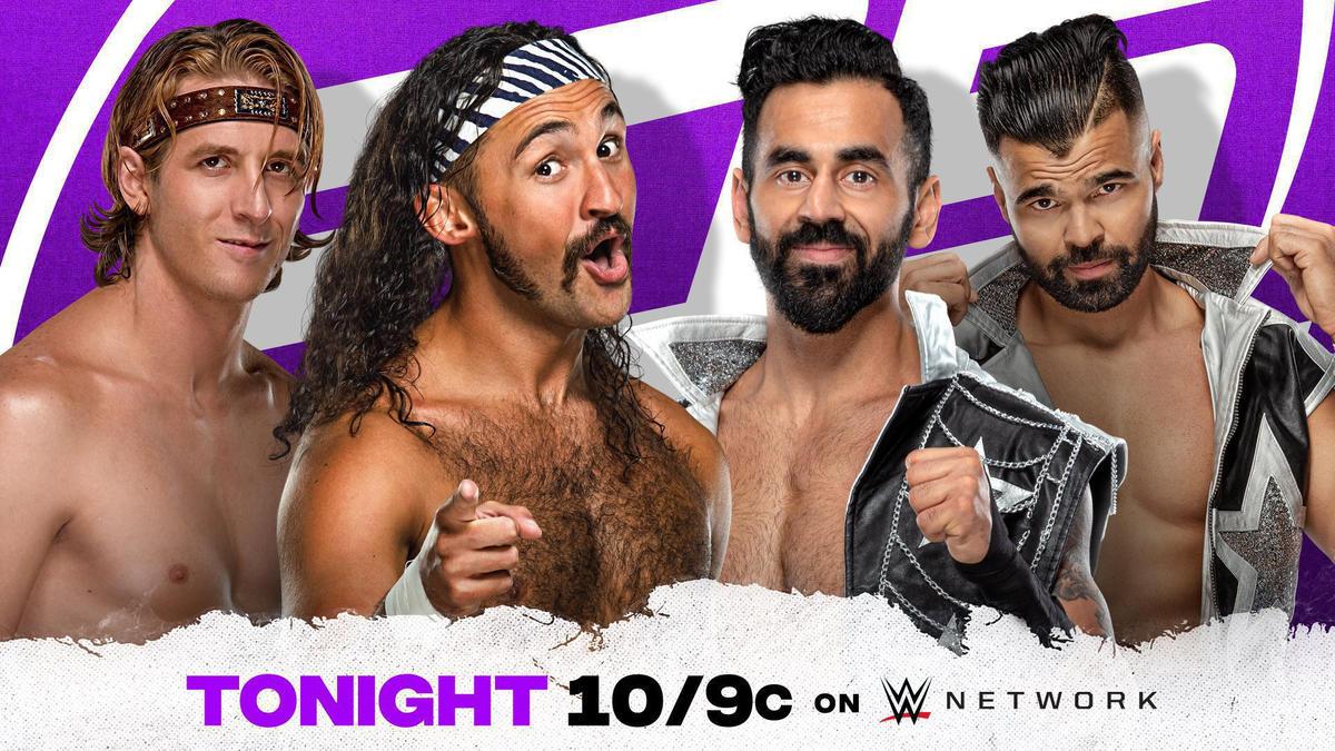 WWE 205 Results - January 8, 2021