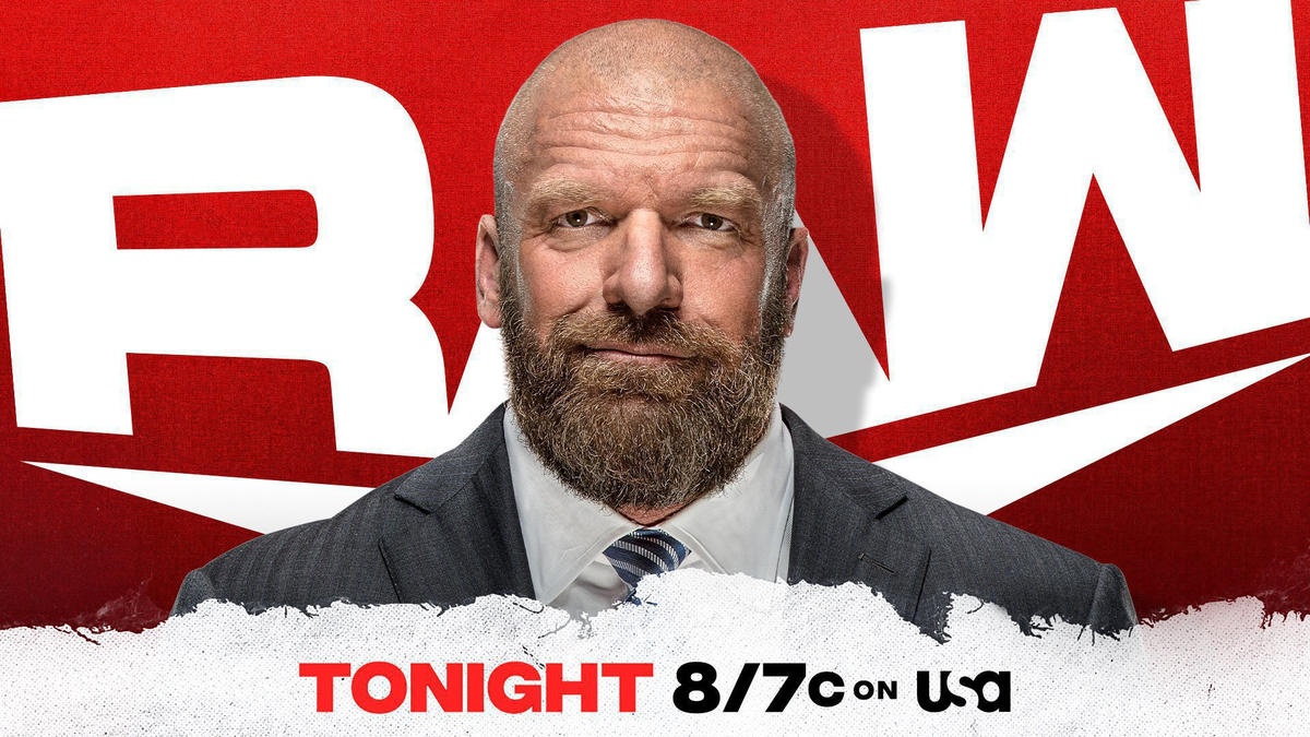 Triple H Announced For Tonight's RAW, Drew McIntyre To Address The WWE Universe