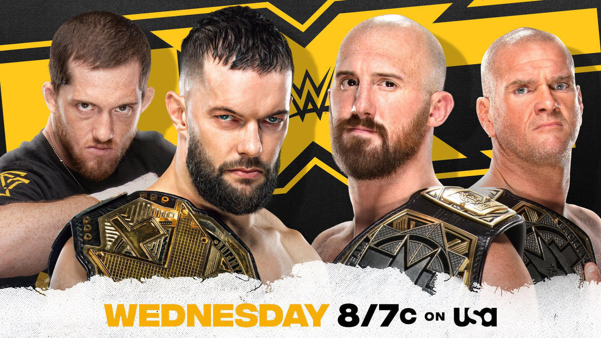 NXT Results – January 27, 2021