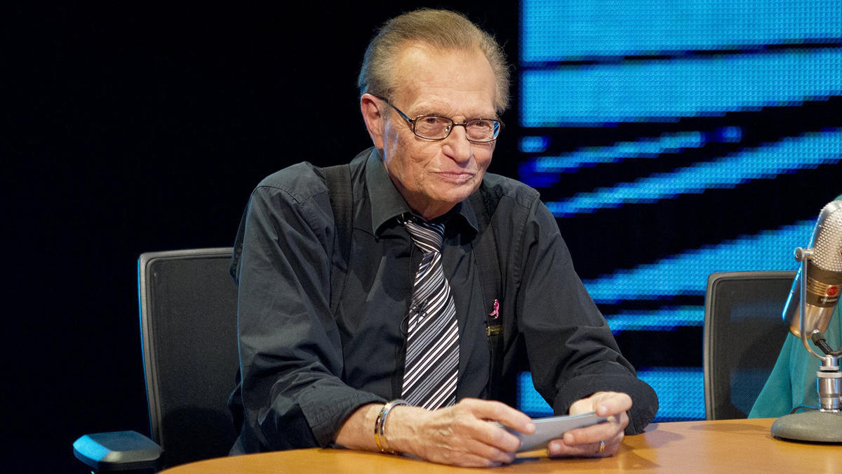 Larry King passes away