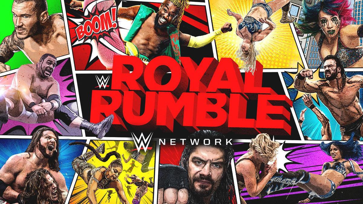 Royal Rumble 2021: WWE Announces Edge's Return; Title Match & More 2