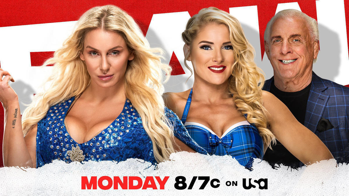 Charlotte Flair and Lacey Evans Will Come Face-to-Face on RAW