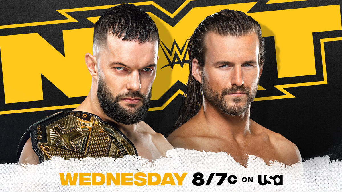 WWE NXT: Title Matches Set For Next Week; TakeOver Teased 1