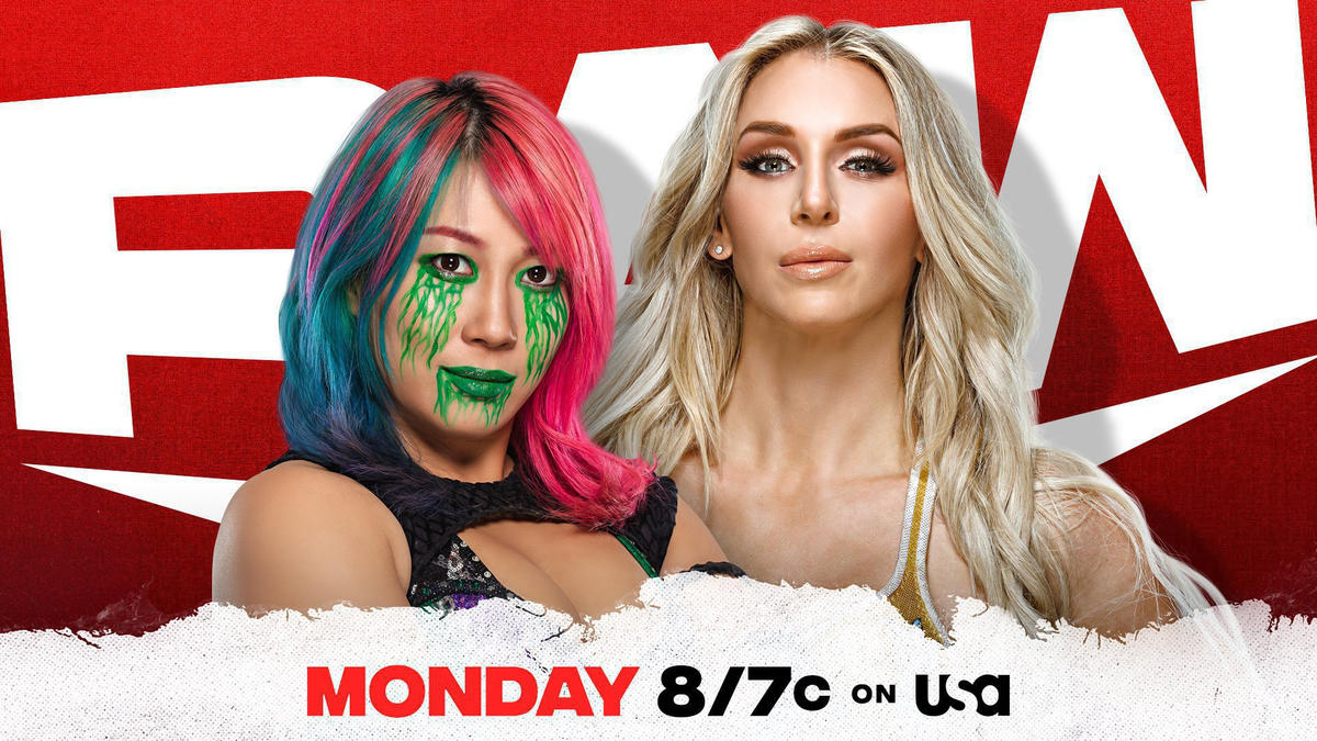 Charlotte vs Asuka, First Ever Match and Segment Announced For RAW