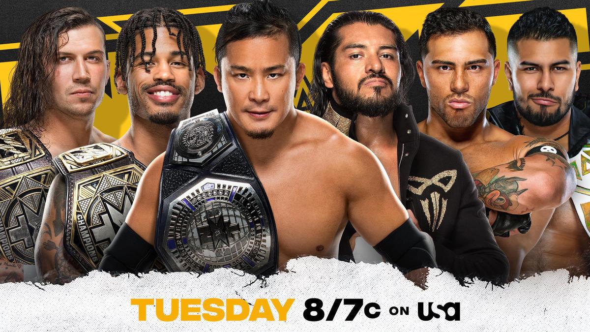 WWE NXT preview for 4/27/21 https://www.wwe.com/f/styles/talent_champion_xl/public/all/2021/04/20210420_NXT_Match_3on3_FC_Tue--76977a35694a7bc4a8012b67eddc29c4.jpg