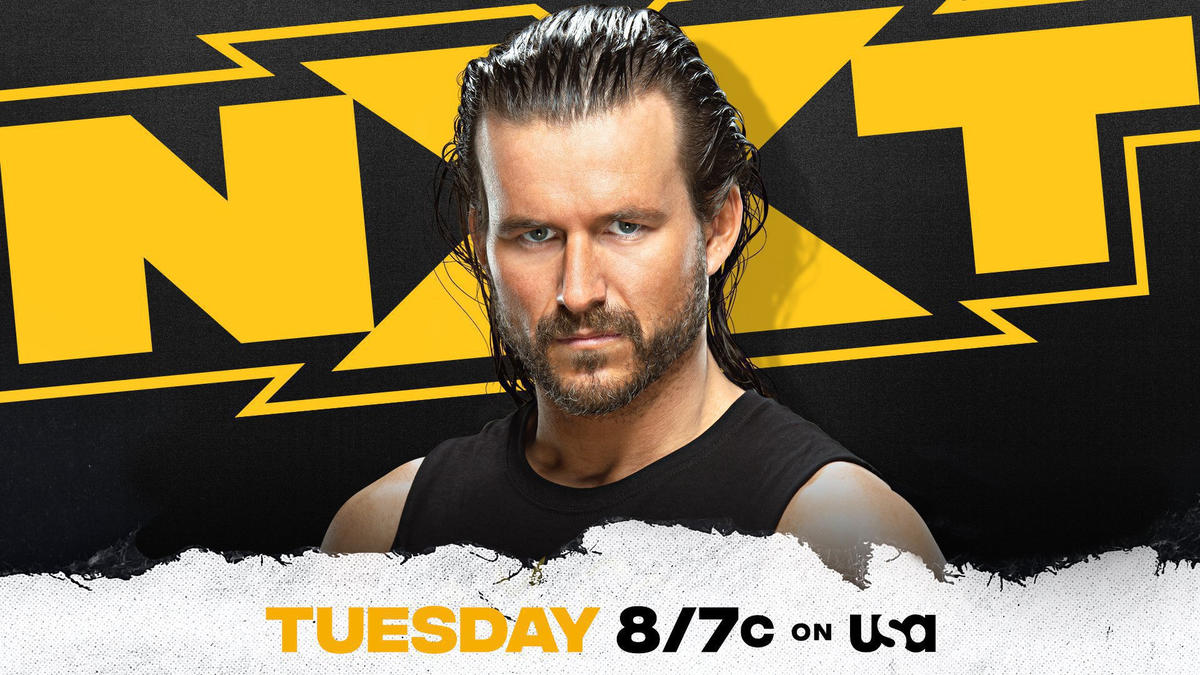 Adam Cole Sit-Down Interview Announced For NXT