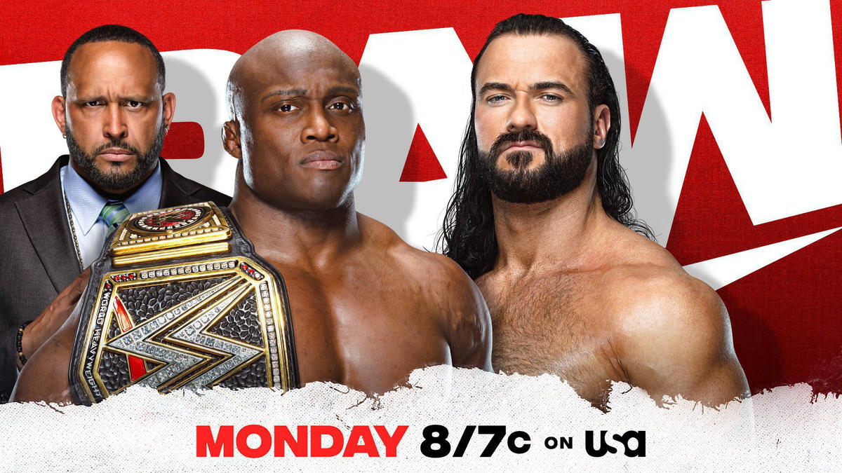 WWE Raw Preview (10/05/21): Lashley vs. McIntyre; Tag Team Matches 75
