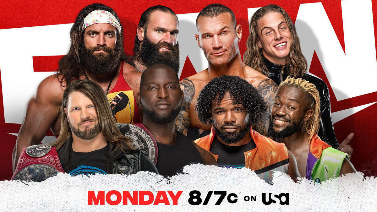 WWE Raw Preview (10/05/21): Lashley vs. McIntyre; Tag Team Matches 76