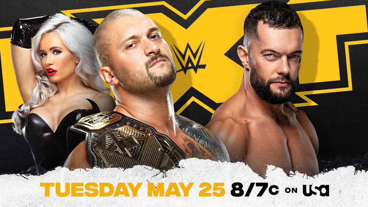 WWE NXT TakeOver, Title Defense, Steel Cage Match Announced 127