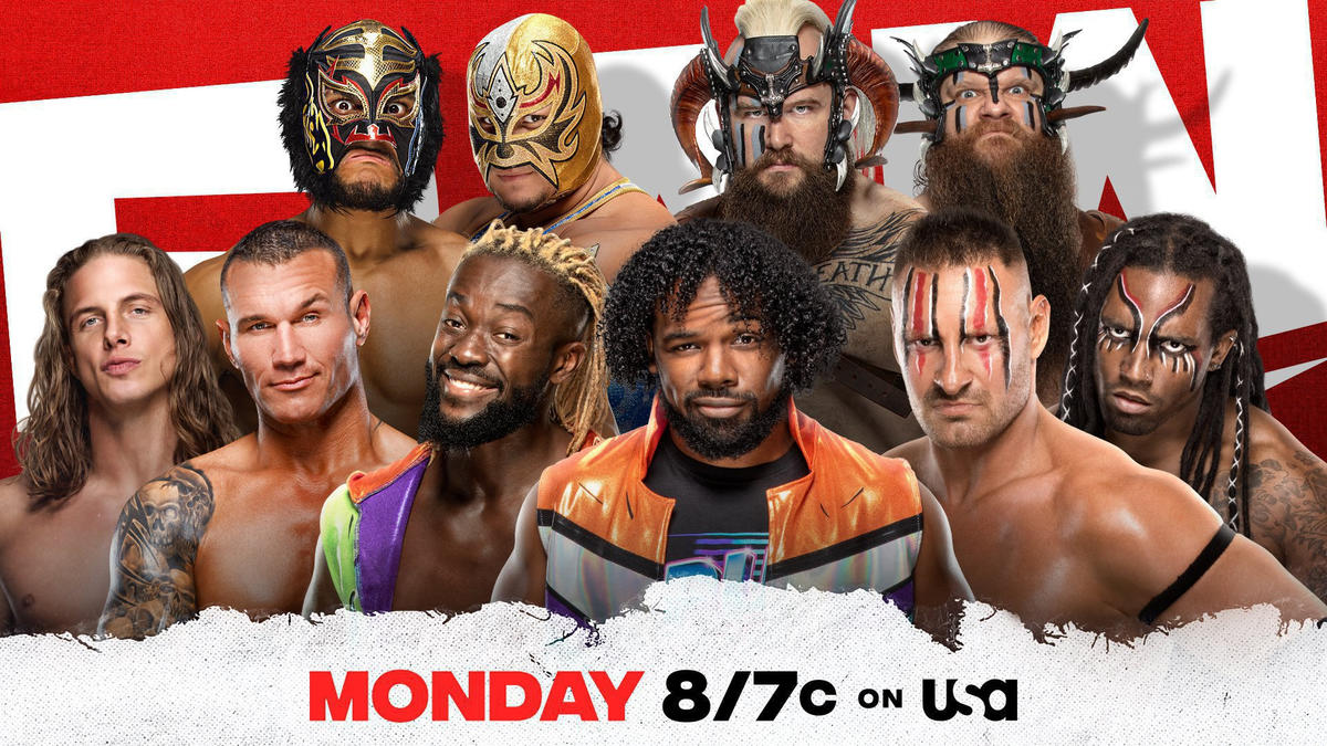 WWE RAW Results - June 7, 2021