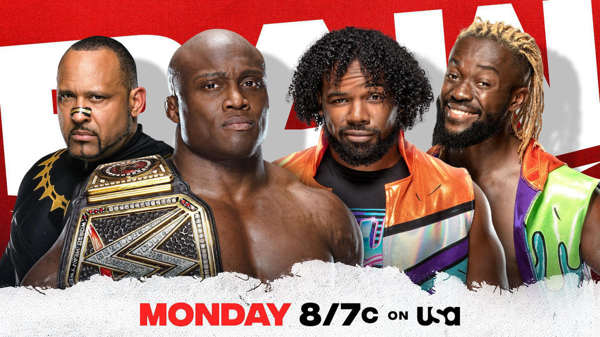 WWE Raw: Huge Tag Team Match, Miz TV And More Announced 77