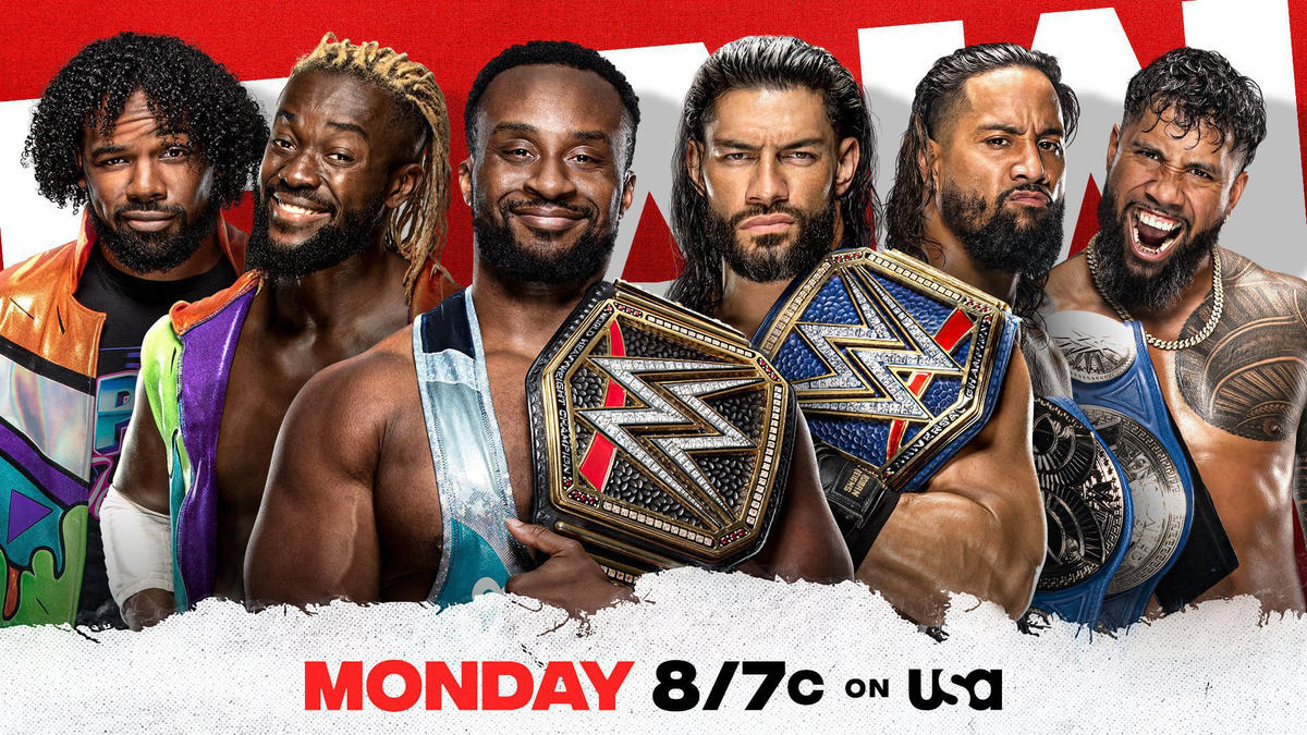Title Match And Much More Added To RAW
