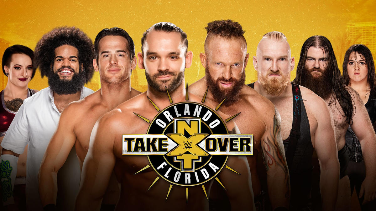 Image result for nxt takeover orlando sanity vs no way jose, tye dillinger